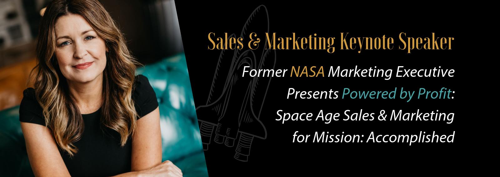 NASA speaker Jen DeVore