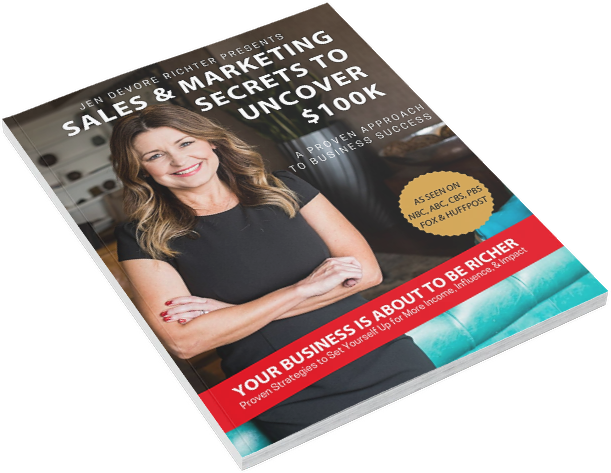 Free ebook - Uncover $100K