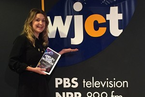 book author Jen DeVore Richter at WJCT