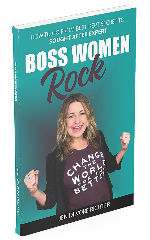 Boss Women Rock Book