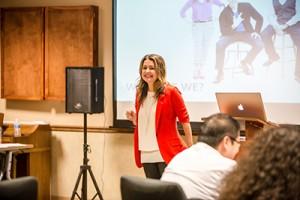 Jen Personal Branding Speaker