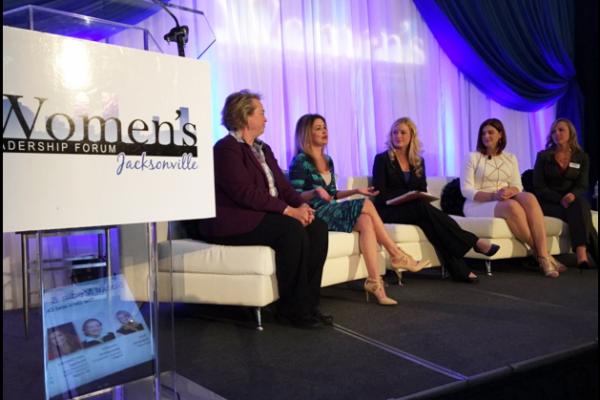 Jacksonville Women's Leadership Forum Panel