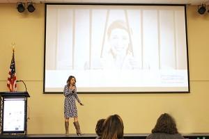 women's event speaker Jen DeVore Richter