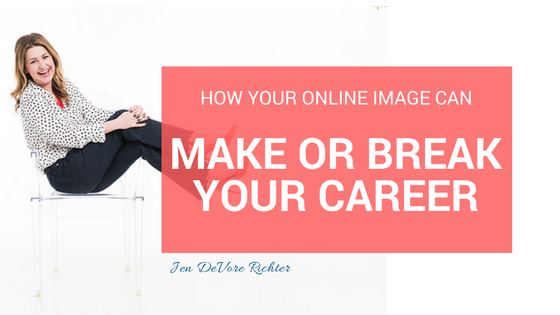 MAKE OR BREAK YOUR CAREER