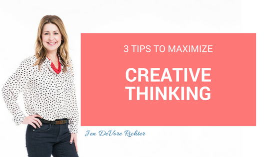creative thinking strategies