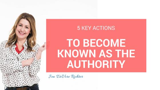 authority marketing jen devore