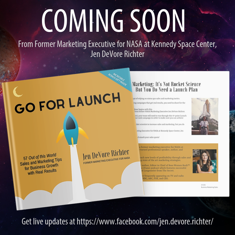 Go For Launch Book