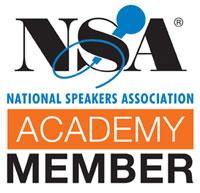 National Speaker Association Member