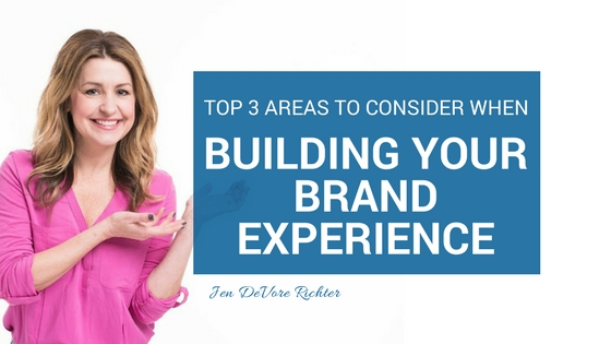 Building your brand experience