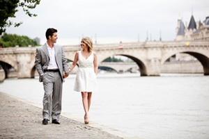 Jen and Will Wedding in Paris