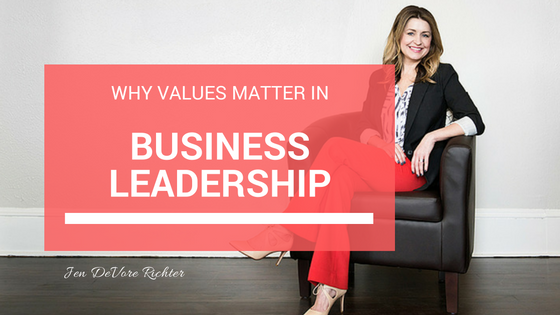 business leadership speaker jen devore richter