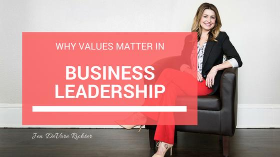 business leadership speaker jen devore richter