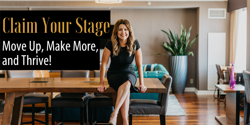 Claim Your Stage _ Jen DeVore