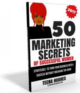50 marketing secrets of successful women