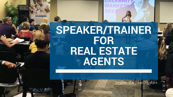 trainer for real estate agents