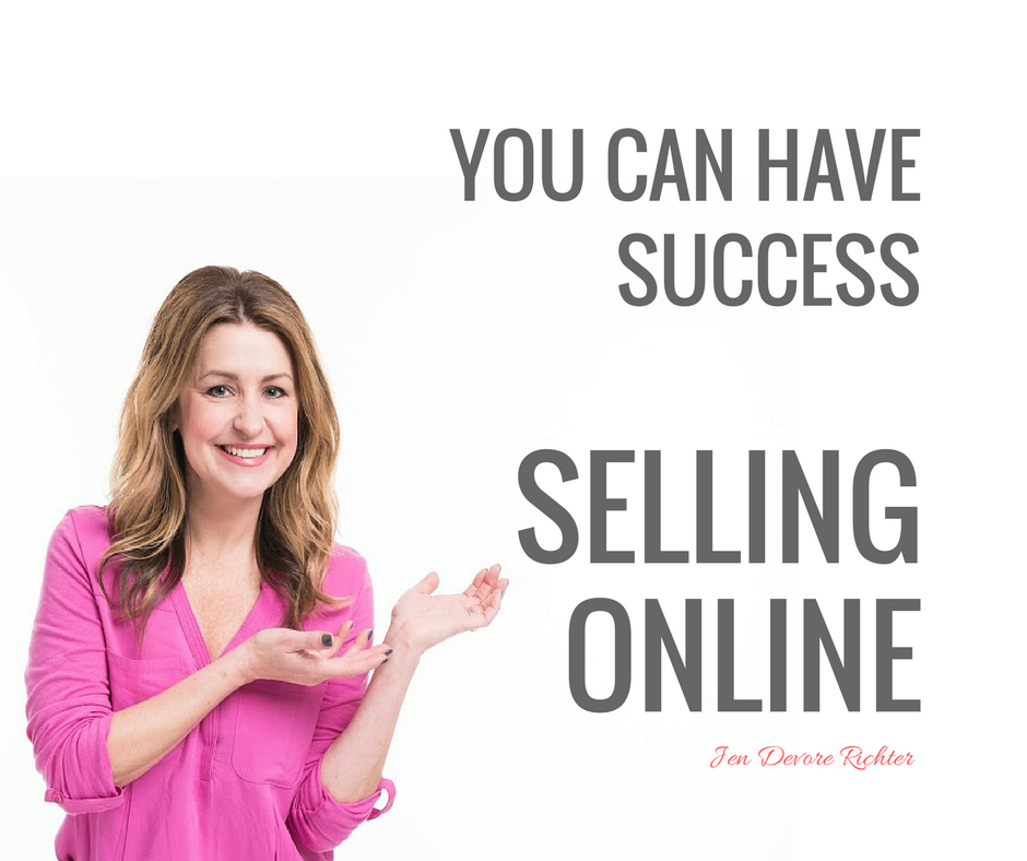 online selling success