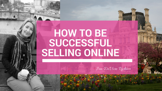 success selling online