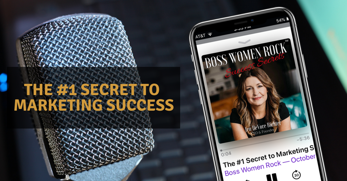 boss women rock podcast