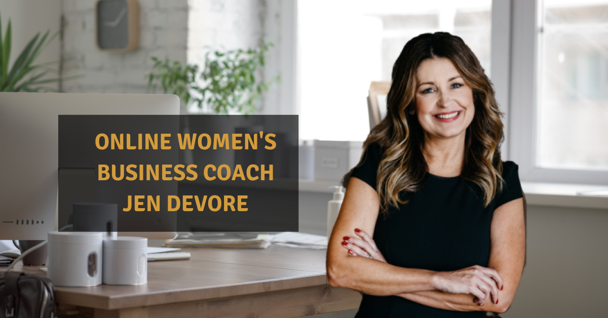 women's business coach