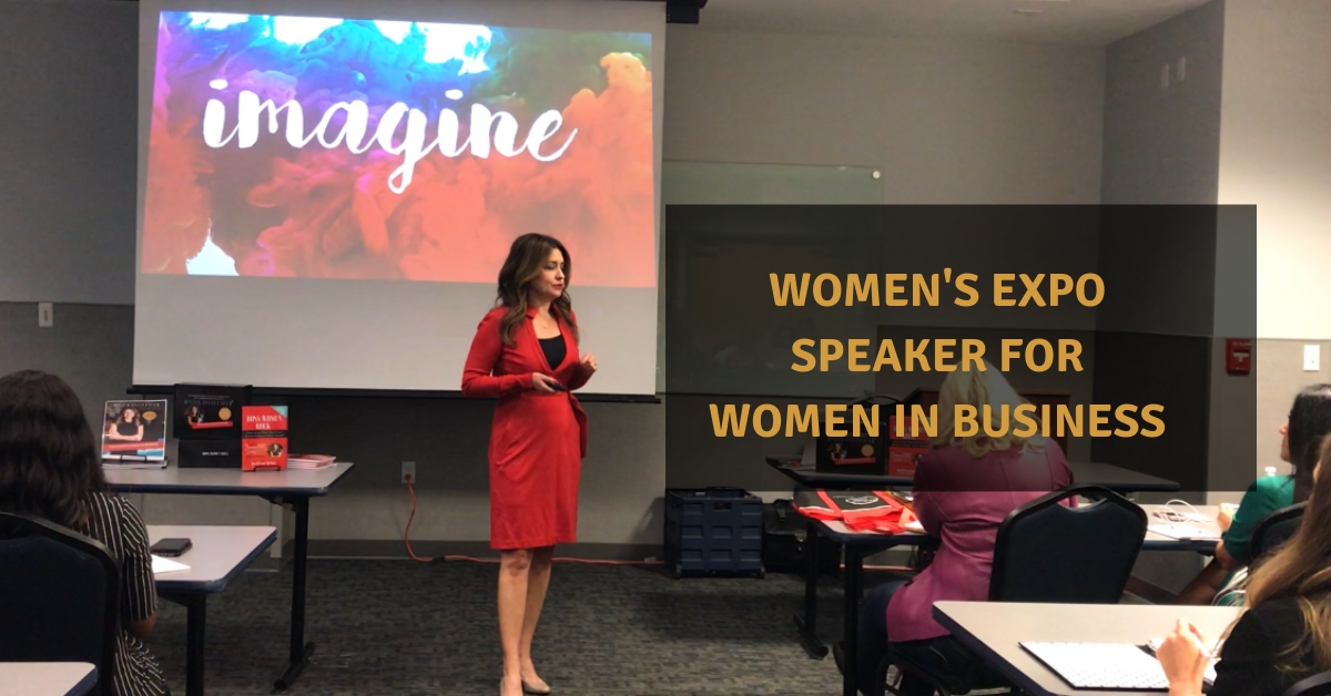 Women's Expo - Speaker for Women in Business