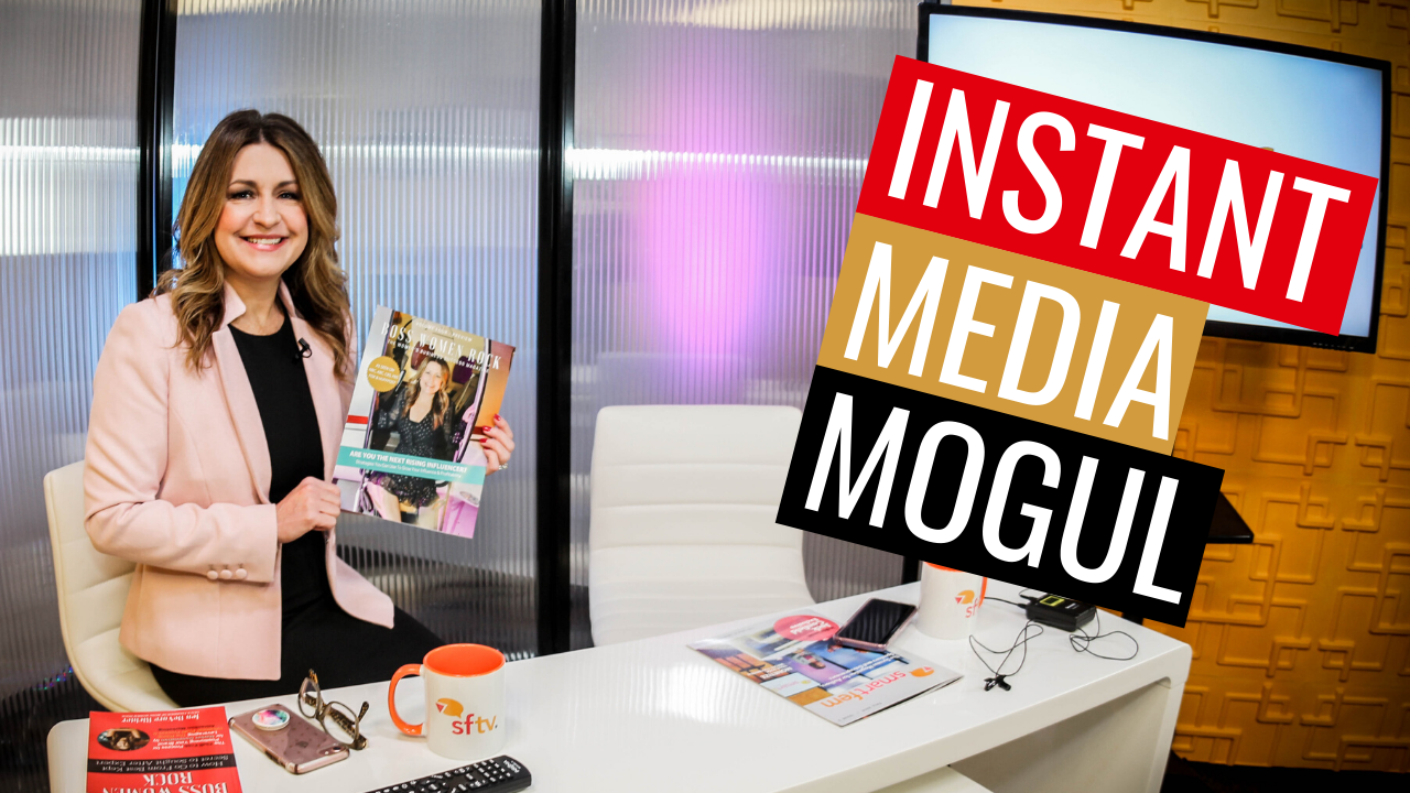 publish your own magazine Instant Media Mogul