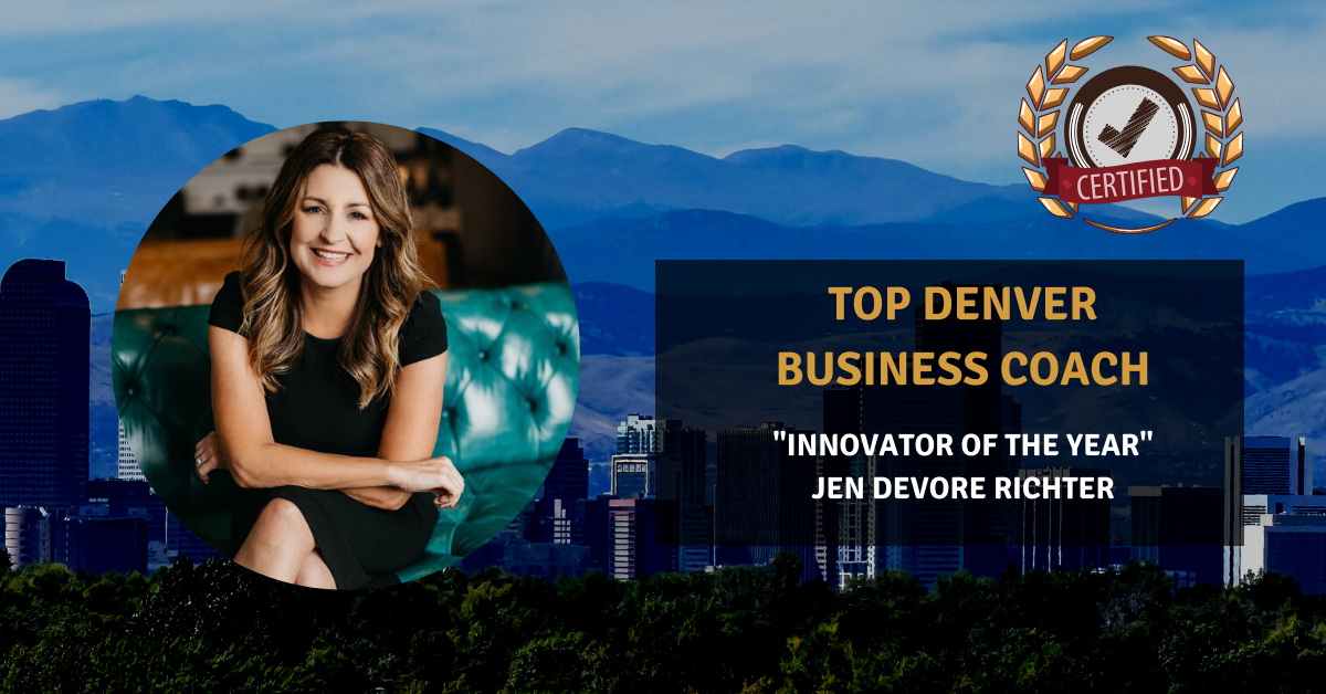 top denver business coach jendevore.com