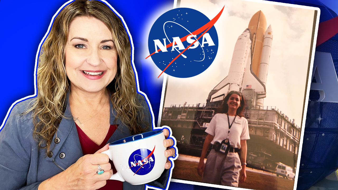 How I Got Started as an Entrepreneur (My Story From NASA to Media Mogul)