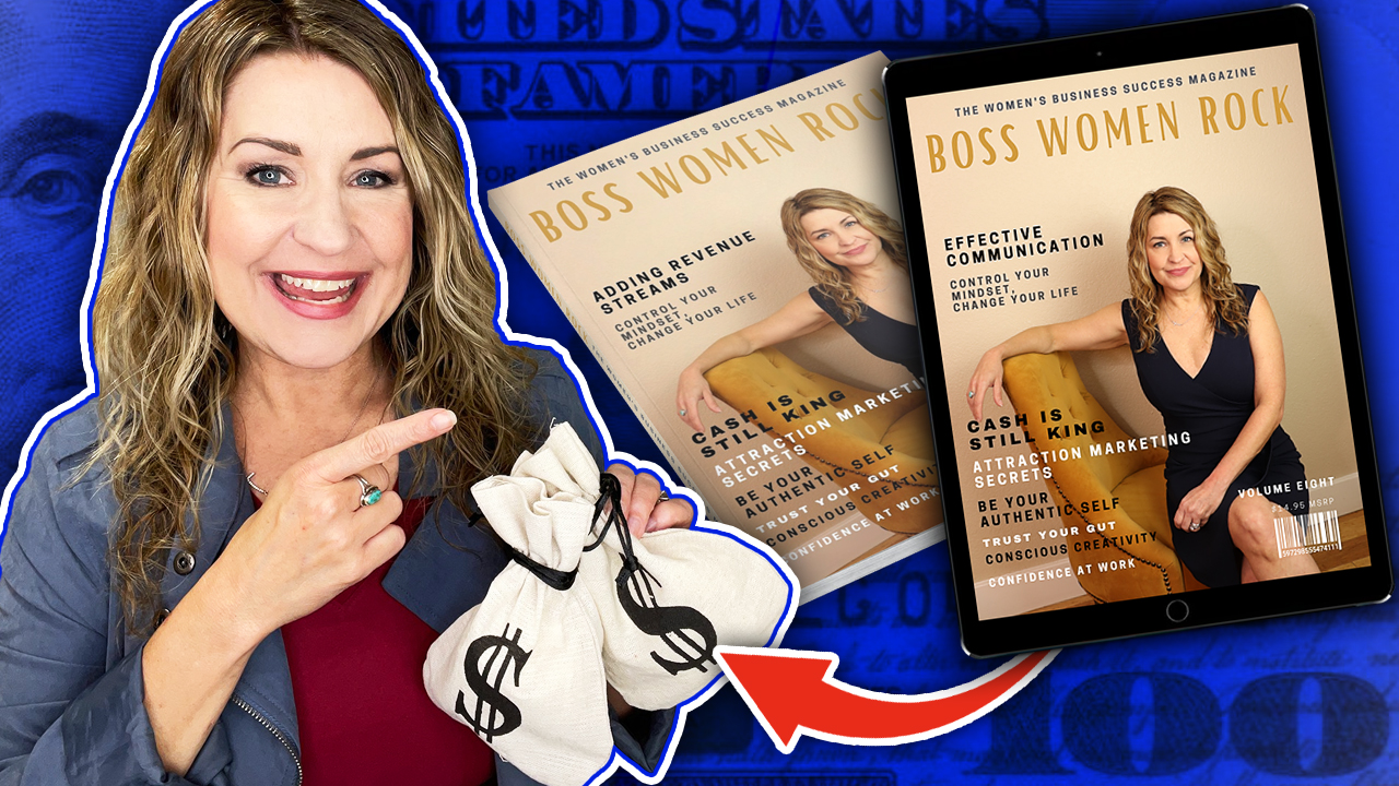 How to Make Money with a Self Published Magazine